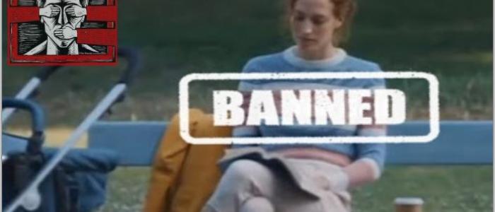 Λογόκριναν διαφήμιση επειδή δείχνει μητέρα να προσέχει το μωρό της