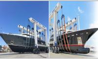 Δεκάδες Mega Luxury Yachts στα ιδιωτικά ναυπηγεία στο Πέραμα - Ελευσίνα. Χιλιάδες νέες θέσεις εργασίας